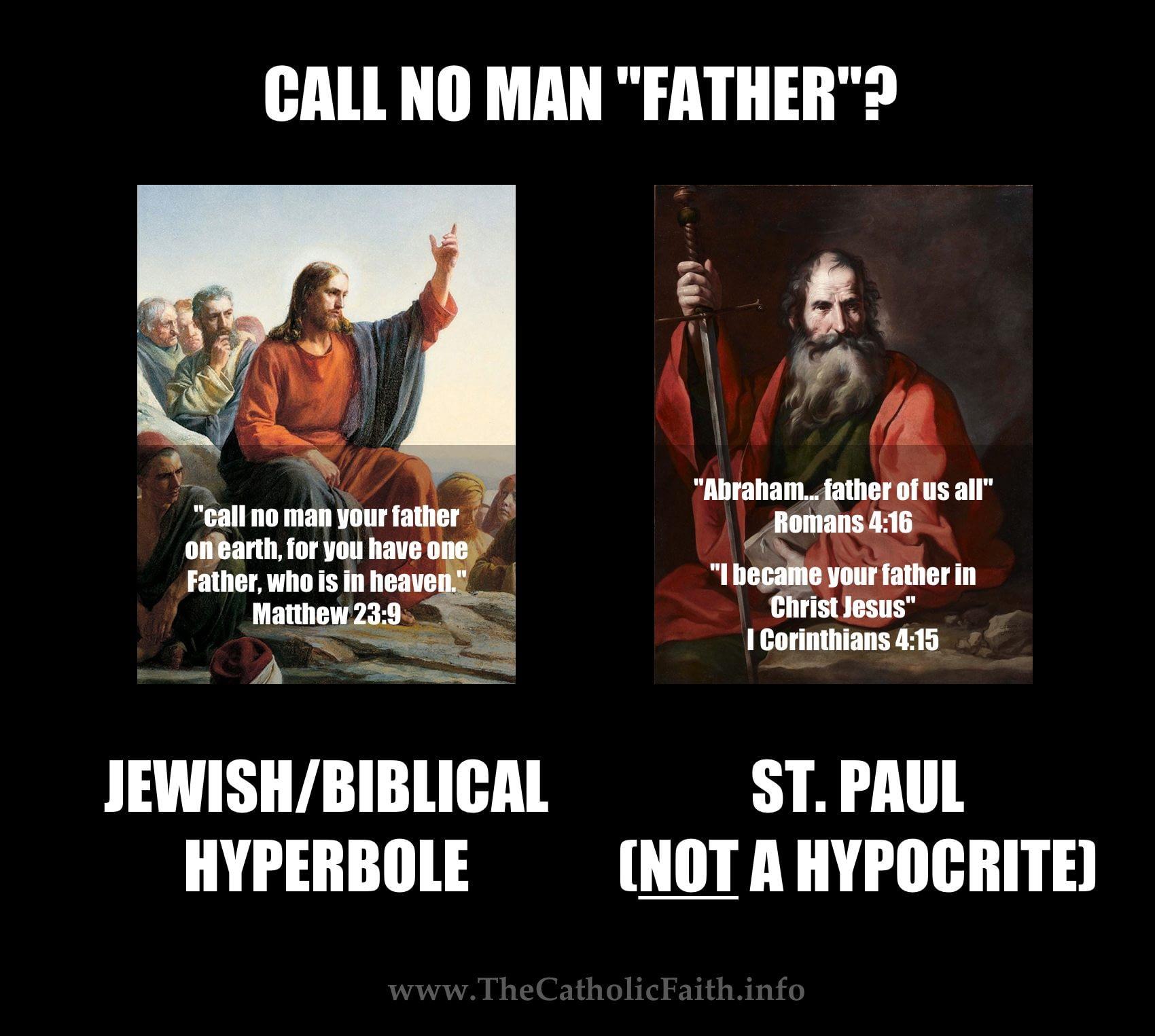 """Call No Man """"Father"""""""
